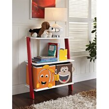 "Luci 28.13"" Ladder Bookcase"