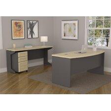 Benjamin Standard Desk Office Suite