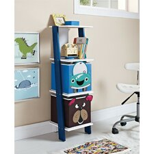 "Luci 40.98"" Ladder Bookcase"