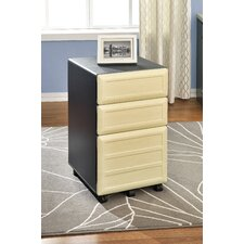 <strong>Altra Furniture</strong> Benjamin Mobile Vertical File Cabinet