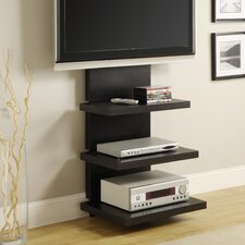 "<strong>Altra Furniture</strong> Hollow Core Mount 60"" TV Stand"
