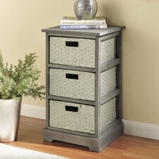 <strong>Altra Furniture</strong> 3 Drawer Storage Unit