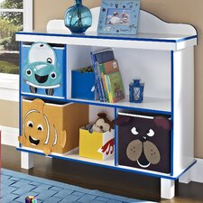 Benny 2 Shelf Bookcase
