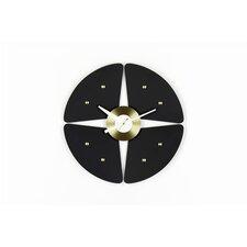 """17.75"""" Petal Wall Clock"""