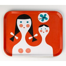 Alexander Girard Mother and Child Serving Tray