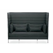 <strong>Vitra</strong> Alcove Two-Seater Sofa Set by Ronan and Erwan Bouroullec