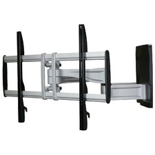 "Iron Arm XL Dual Articulating Arm/Tilt/Swivel Wall Mount for 32"" - 70"" Plasma/LED/LCD"