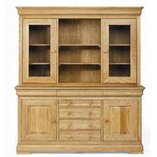Lyon Wide Display Cabinet