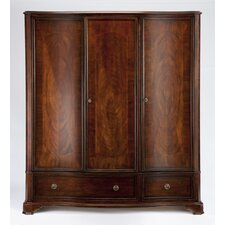 Heirloom Triple Wardrobe