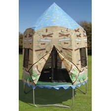Treehouse Trampoline Tent