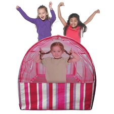 <strong>Bazoongi Kids</strong> Striped Bed Tent
