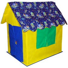 Alien House Cottage Play Tent