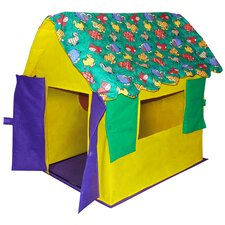 <strong>Bazoongi Kids</strong> Stuffed Animal Cottage Play Tent