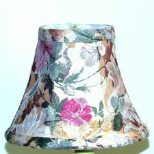 "5"" Silk Empire Lamp Shade (Set of 2)"