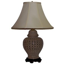 Pierced Openwork Table Lamp