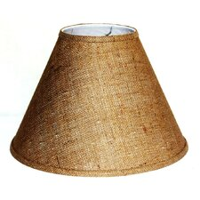 "15"" Silk Empire Lamp Shade"