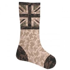 Union Jack Tribute Stocking