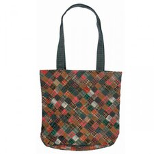 Scottish Tartan Tote Bag