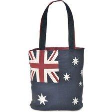 Australian Flag Patriotic Tote Bag
