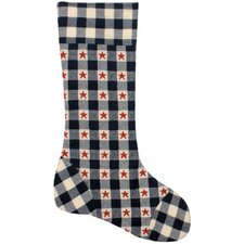 Colonial Star Stocking