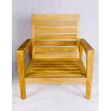 <strong>Les Jardins</strong> Teak Stafford Arm chair