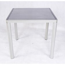 Out of Blue Elysun Square Dining Table