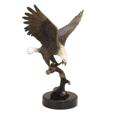 <strong>SPI Home</strong> Eagle on Branch Figurine