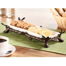 Twig Coll Rectangular Serving Tray
