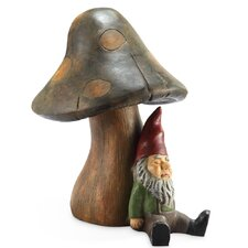 Resting Gnome Bluetooth Speaker