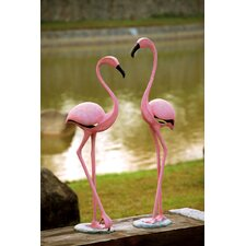 <strong>SPI Home</strong> Flamingo Pair Statue