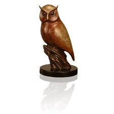 Nightflyer Owl Statue