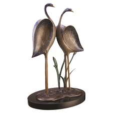 <strong>SPI Home</strong> Crane Romantic Couple Figurine