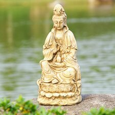Kwan Yin Goddess of Mercy Statue