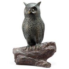 Hooting Owl Bluetooth Speaker