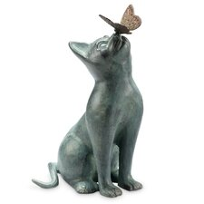Curiosity Garden Statue