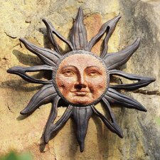 <strong>SPI Home</strong> Sun Face Wall Plaque