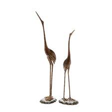 Crane Pair Statue