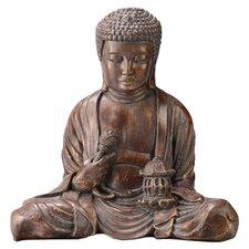 Small Buddha Garden Statue