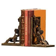 Pinecone Book End (Set of 2)