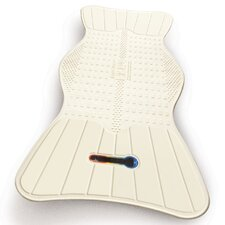 <strong>Aquasense</strong> Non-Slip Bath Mat with Built-In Temperature Indicator