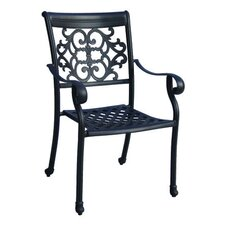 <strong>Paragon Casual</strong> Edina Dining Arm Chair