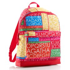 Agatha Ruiz De La Prada Word Search Backpack