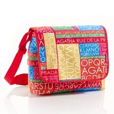 Agatha Ruiz De La Prada Word Search Satchel