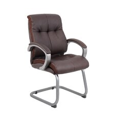 Mesh Executive Guest Chair with Arms