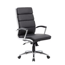 High Back Executive Chair with Arms