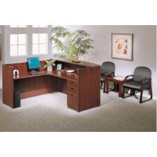 """Reception 42"""" W Desk Return"""