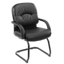 Caressoft Guest Chair with Mid-Back