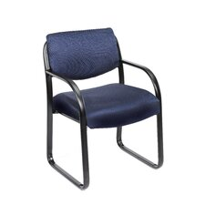 <strong>Boss Office Products</strong> Guest Chair with Lumbar Support