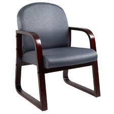 <strong>Boss Office Products</strong> Reception Arm Chair