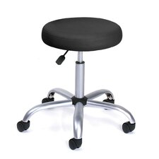 Height Adjustable Doctor's Stool with Casters